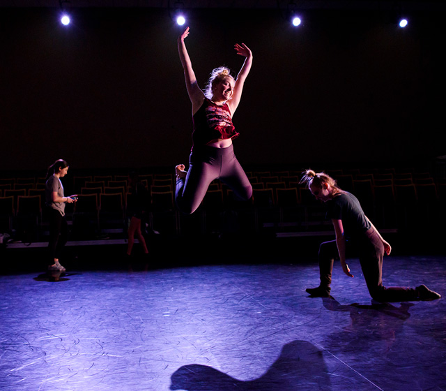 Texas Tech University School of Theatre and Dance